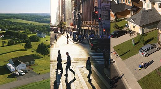 What Unites and Divides Urban, Rural America